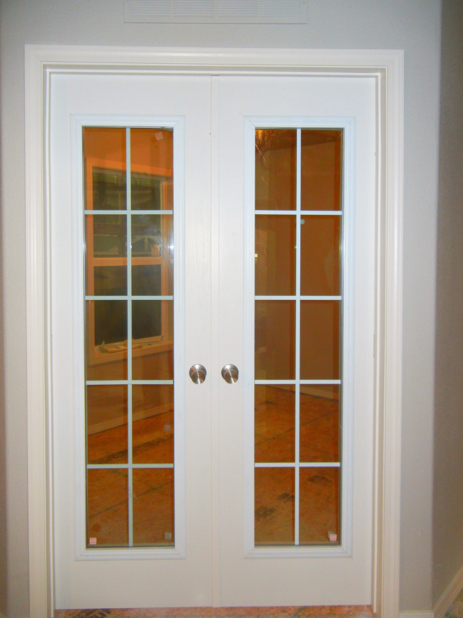French Doors for Den & Upgrades u0026 Options | Factory Expo Home Centers